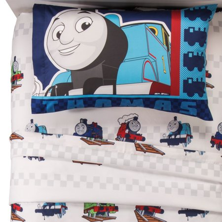 Thomas & Friends? Thomas the Tank Engine Twin Comforter and Sheet