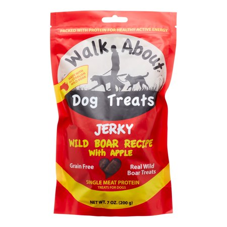 Walk About Wild Game Jerky Treat, 7 Oz