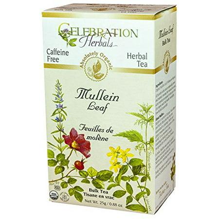 Mullein Leaf Tea - Mullein Leaf Tea
