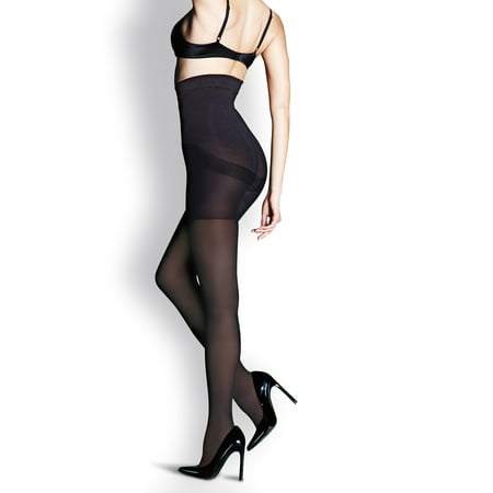 6b58d80fa Maidenform - Maidenform Sweet Nothings High Waist Shaping Tights - Style  41004 - Walmart.com