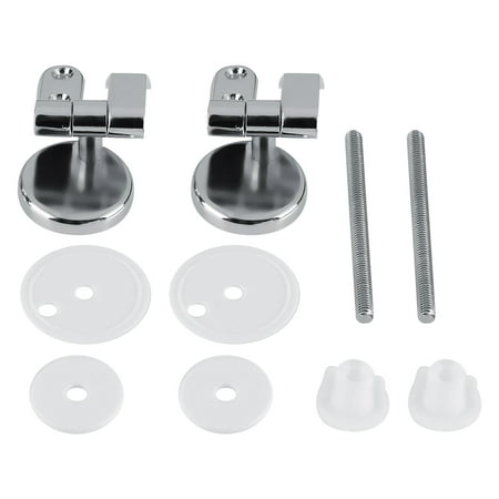 Amazing Replacement Toilet Seat Hinge Chrome Hinge With Fittings Bathroom Hotel Set Toilet Set Hinge With Fittings Alphanode Cool Chair Designs And Ideas Alphanodeonline