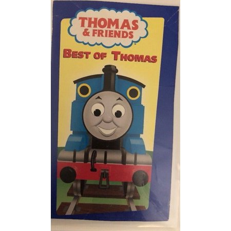 Thomas & Friends Best Of Thomas VHS 1994-Limited Edition-No Toy-RARE-SHIP N