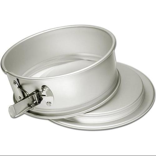 Fat Daddio's Anodized Aluminum 9 Inch x 3 Inch Round Springform Cake Pan