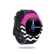 Stripes Skin For Samsung Gear S2 3G   Protective, Durable, and Unique Vinyl Decal wrap cover   Easy To Apply, Remove, and Change Styles   Made in the USA