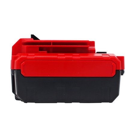 """Compatible Battery for Porter Cable 20V 1/2"""" Cordless Impact Wrench (PCC740LA) - Compatible with Porter Cable PCC685L Battery (20V, Lithium-Ion, 4000mAh) - image 2 de 3"""