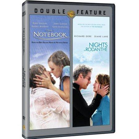 Notebook   Nights In Rodanthe  Widescreen