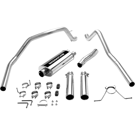 Magnaflow 15738 Stainless Steel Dual Cat-Back Exhaust System