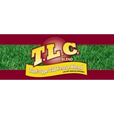 TLC Turf Type Tall Fescue Grass Seed Blend - 50 (Best Turf Type Tall Fescue)