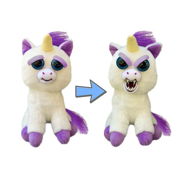 William Mark Corp Feisty Pets 8 5 Glenda Glitterpoop Unicorn