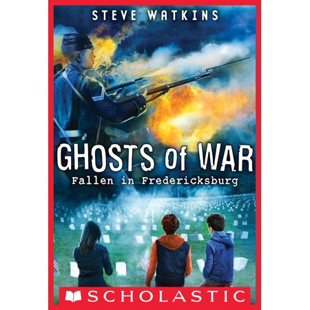 Fallen in Fredericksburg (Ghosts of War #4) -