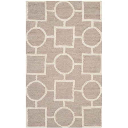 Safavieh Cambridge 8' Square Hand Tufted Wool Rug - image 3 of 3
