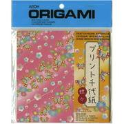 "Origami Paper 5.875""X5.875"" 48 Sheets-Color Mesh"