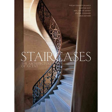 Staircases: The Architecture of Ascent