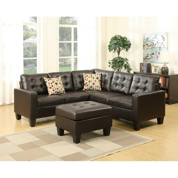 Living Room Sectional Sofa Modern