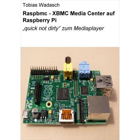 Raspbmc - XBMC Media Center auf Raspberry Pi -
