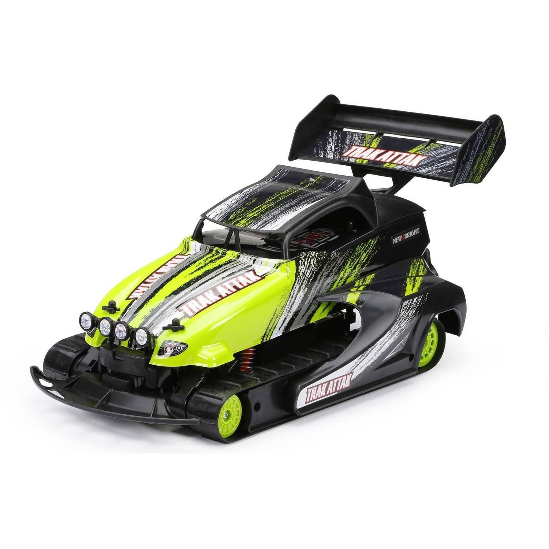 new bright 1 10 r c full function 12 8v pro trak attak green new bright 1 10 r c full function 12 8v pro trak attak green walmart com