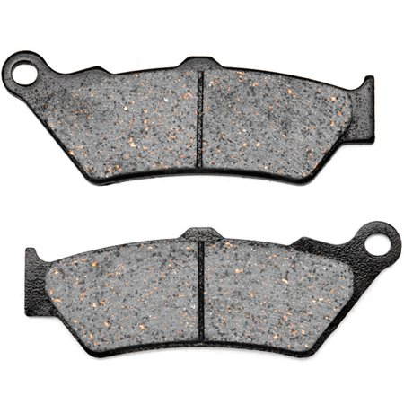 KMG Front Brake Pads for 2008-2010 BMW F 650 GS (Twin cylinder model) - Non-Metallic Organic NAO Brake Pads