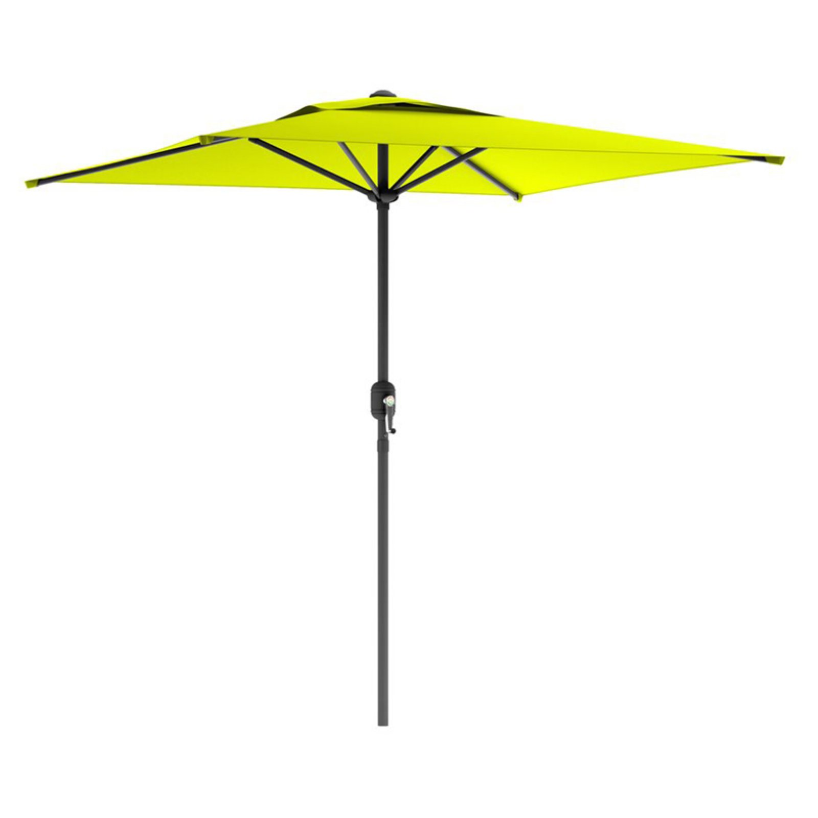 CorLiving Square Patio Umbrella, Multiple Colors by CorBrands