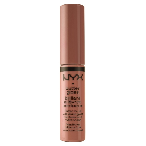 (3 Pack) NYX Butter Gloss - Madeleine