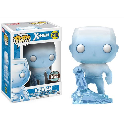 Funko POP! Heroes X-Men Specialty Ice Man Vinyl Figure by Funko