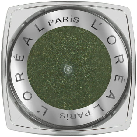 LOreal Paris Infallible 24 Hour Waterproof Eye Shadow, Golden Emerald, 0.12 oz.