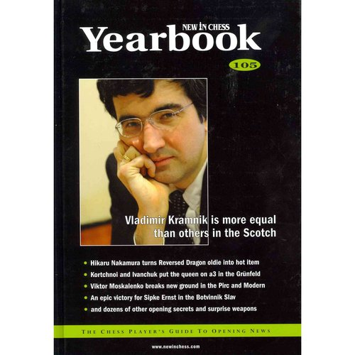 New in Chess Yearbook: The Chess Player's Guide to Opening News