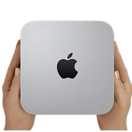 Apple Mac Mini Computer Core i5 2.5GHz (3rd gen) 8GB RAM 500GB HDMI with Mac OS High Sierra - Refurbished ()