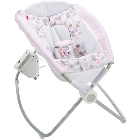 c81f86bd7cf Fisher Price - Newborn Auto Rock  n Play - Walmart.com
