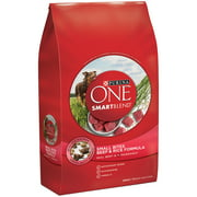 Purina ONE SmartBlend Small Bites Beef & Rice Formula Adult Premium Dog Food 16.5 lb. Bag