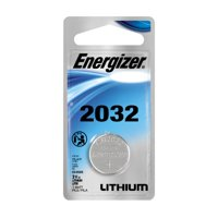 Energizer 2032 Lithium Coin Battery, 1-Pack