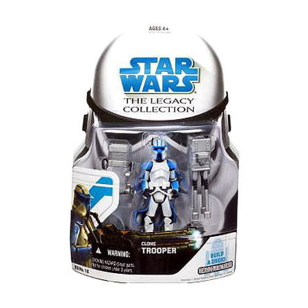Clone Trooper Action Figure Quad Cannon Star Wars The Clone Wars - Clone Wars Rex