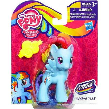My Little Pony Rainbow Power Rainbow Dash Figure Doll](My Little Pony Rainbow Dash)