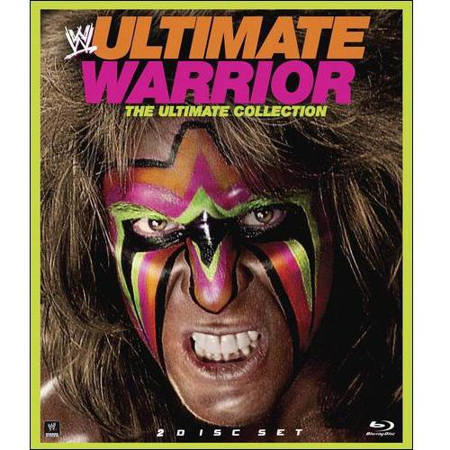 WWE: Ultimate Warrior - The Ultimate Collection (Blu-ray)