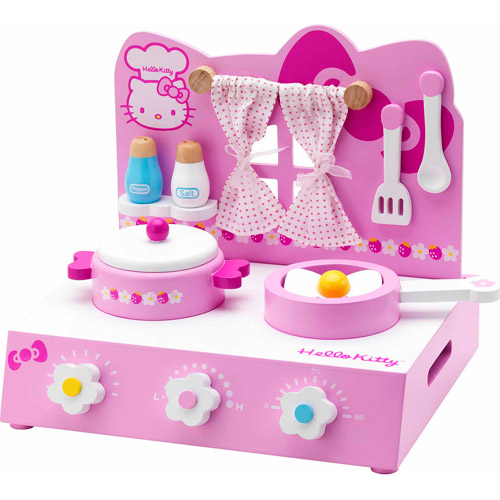 Hello Kitty Table Top Kitchen Play Set