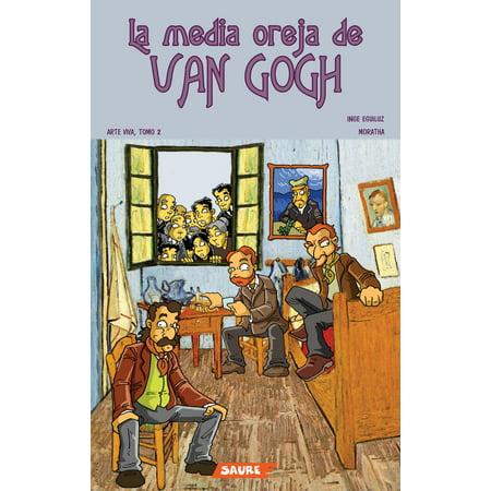 La media oreja de Van Gogh - eBook