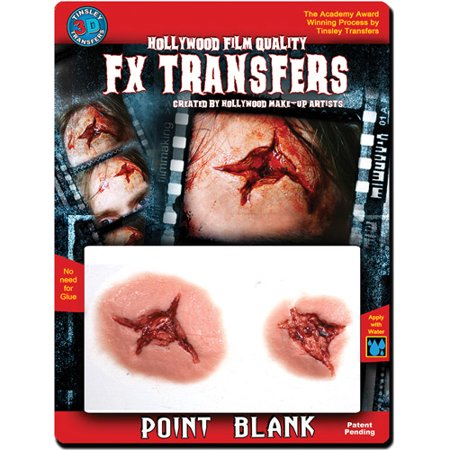 Halloween 3D FX Medium Point Blank - Halloween Wellington Point