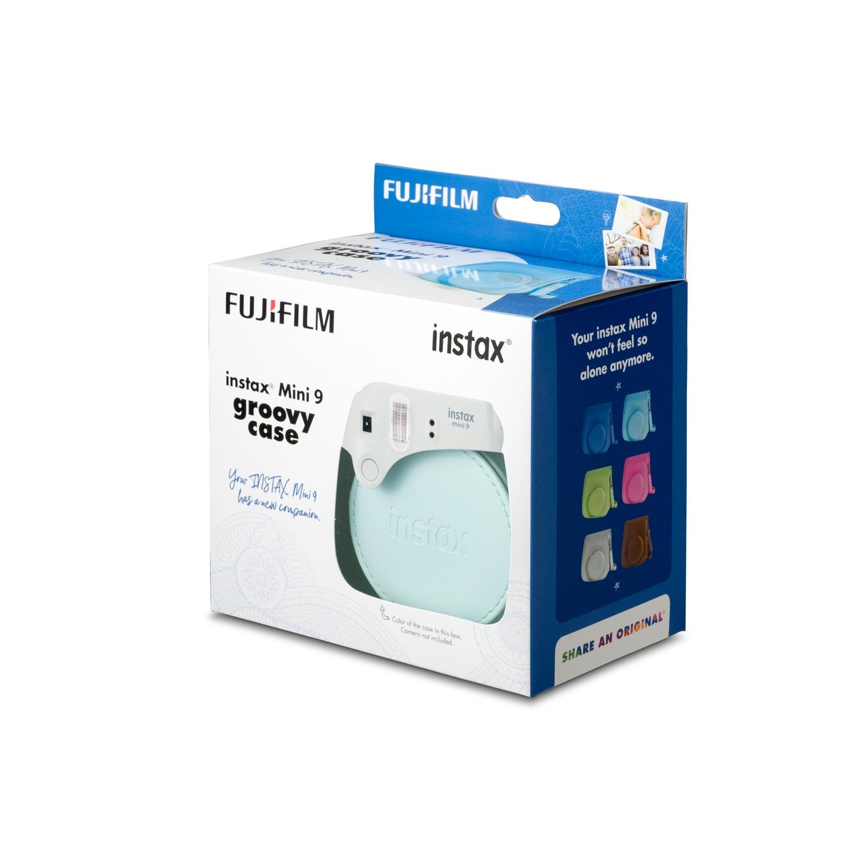 Fujifilm Groovy Camera Case for Instax Mini 9, Ice Blue