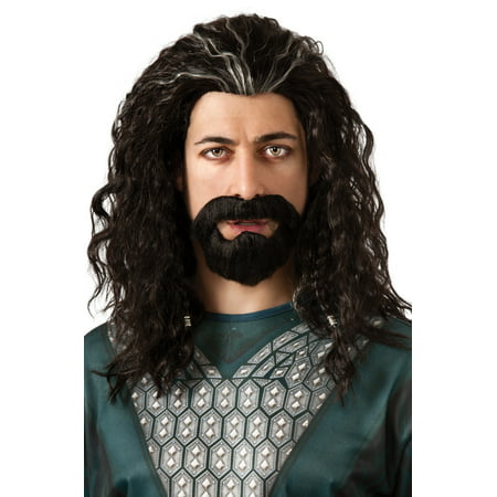 Hobbit Thorin Hair Kit Halloween Accessory - Crazy Hair Ideas For Halloween