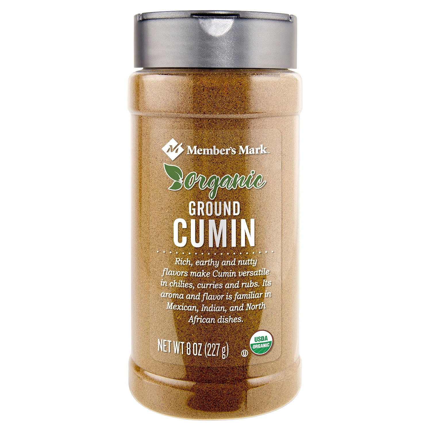 Daily Chef Organic Ground Cumin (8 oz.)