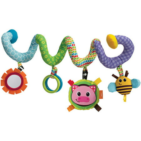 infantino topsy turvy spiral activity toy best baby learning toys. Black Bedroom Furniture Sets. Home Design Ideas