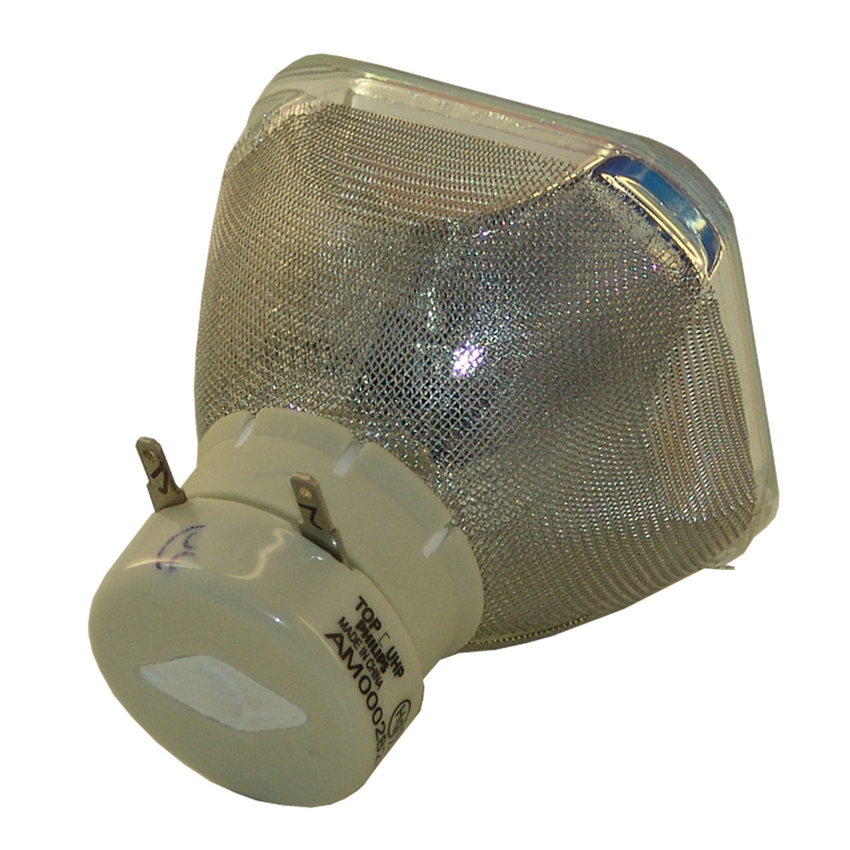 Lutema Economy Bulb for Hitachi CP-X2011 Projector (Lamp with Housing) - image 2 de 5