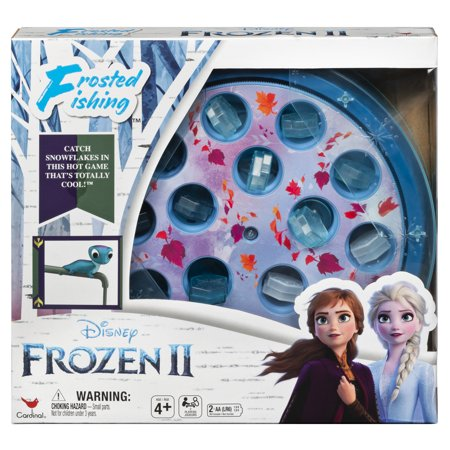 Carnival Fishing Game (Disney Frozen 2 Frosted Fishing Game for Kids and)