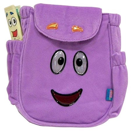 Dora the Explorer Plush Backpack Bag (Explorer Board Bag)