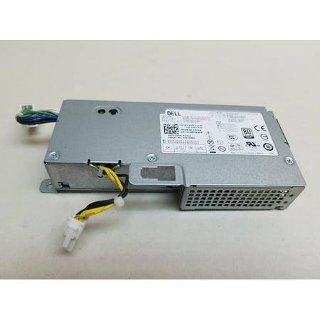 Refurbished Dell 6YWW7 Optiplex 7010/9010/9020 200W Desktop Power Supply
