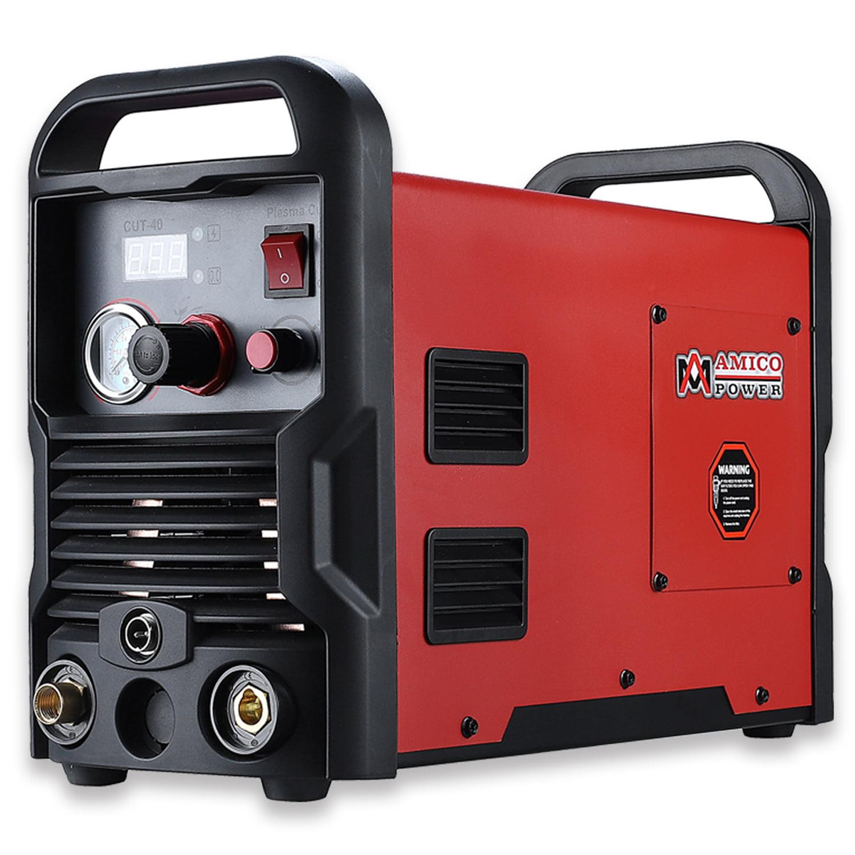 CUT-40, 40 Amp Plasma Cutter DC Inverter 120/240V Dual Voltage Cutting Machine New