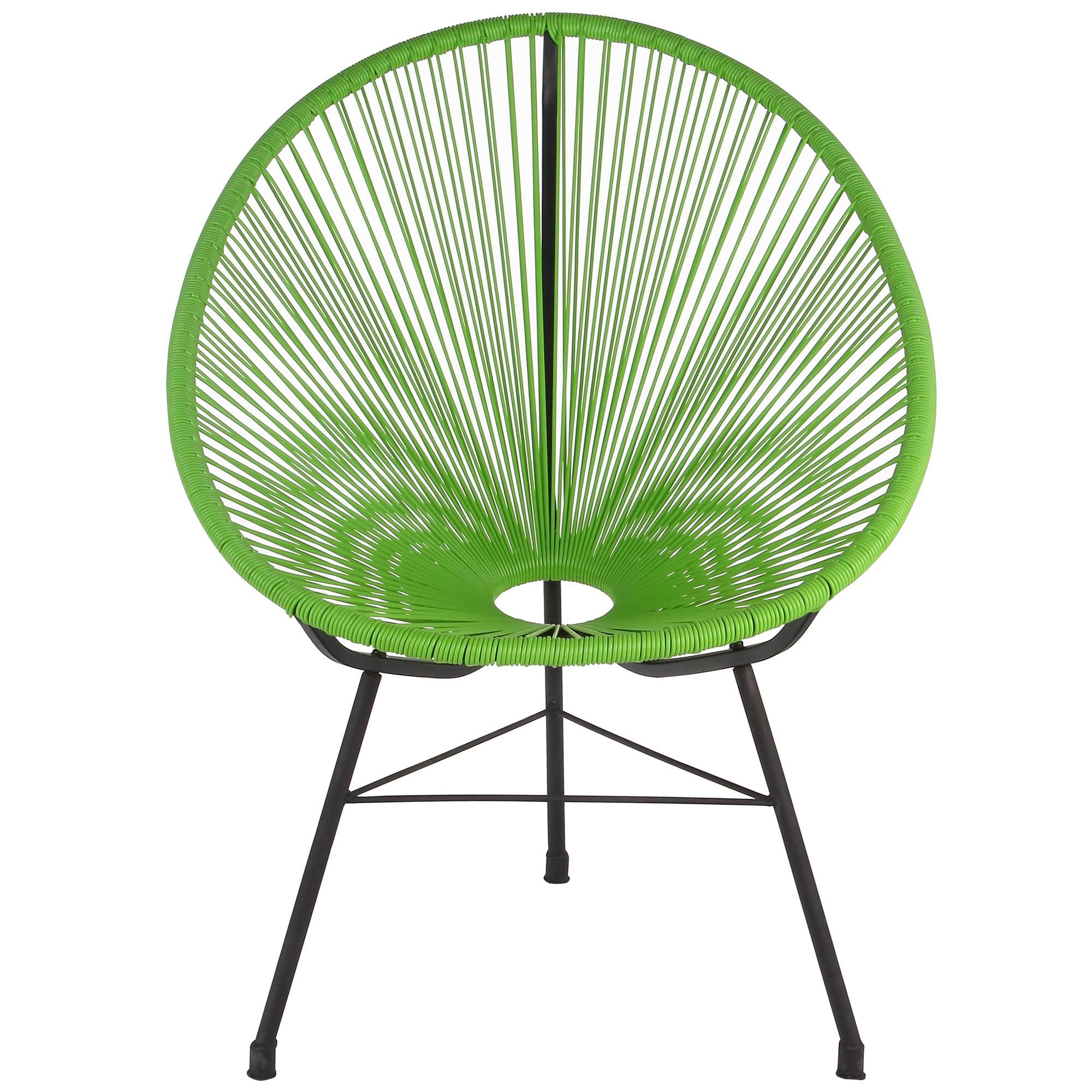 Weave Lounge Patio Chair