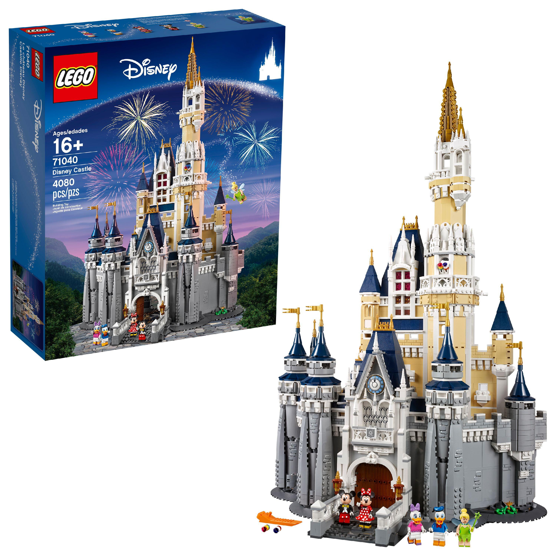 Lego Castle The Disney Castle 71040 Walmart Com Walmart Com
