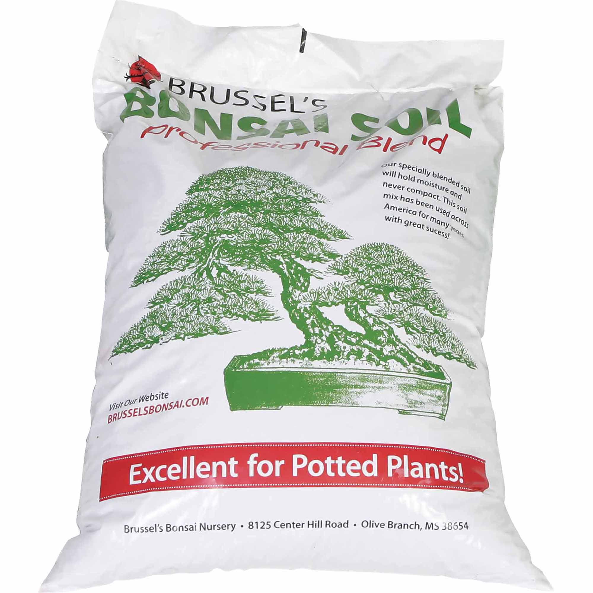 Brussel S Bonsai Professional Blend Soil Walmart Com Walmart Com