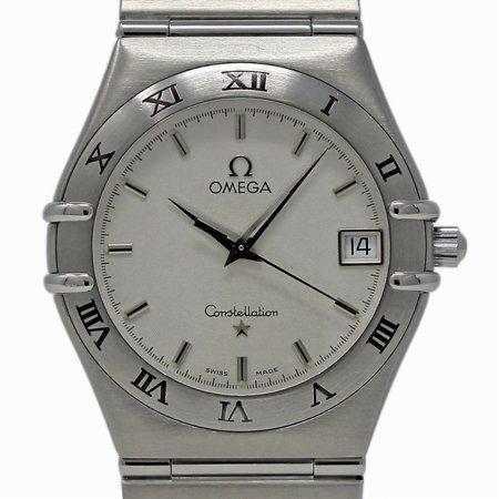 Pre-Owned Omega Constellation 396.1201 Steel Women Watch (Certified Authentic & Warranty)