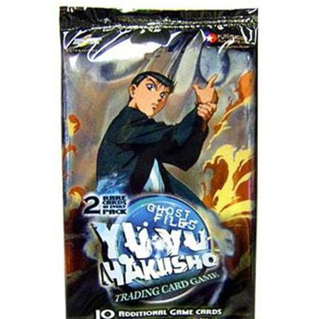 Yu Yu Hakusho Trading Card Game Ghost Files Booster Pack